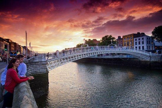 Ha'penny bridge Dublin images